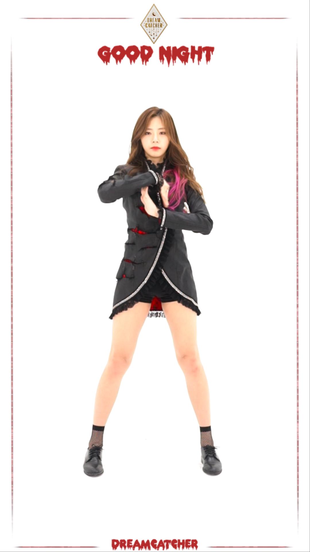 [Special Clip] Dreamcatcher(드림캐쳐) 'Good Night' 안무 교차편집 VER.