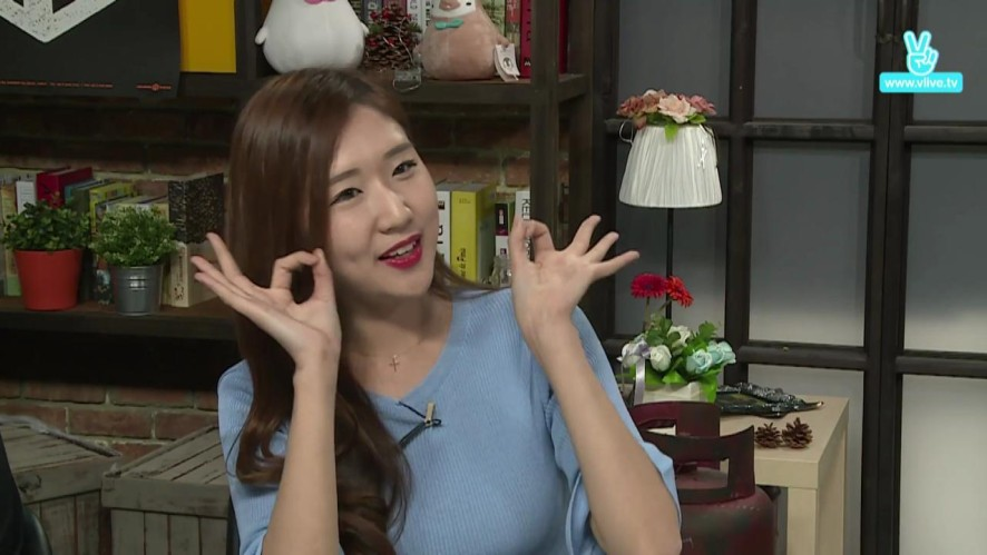 JinJu hát Gwiyomi Song (귀요미송)