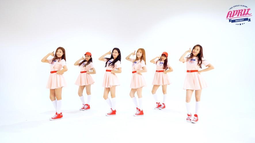 """[Choreography]APRIL - """"MAYDAY"""" choreography"""