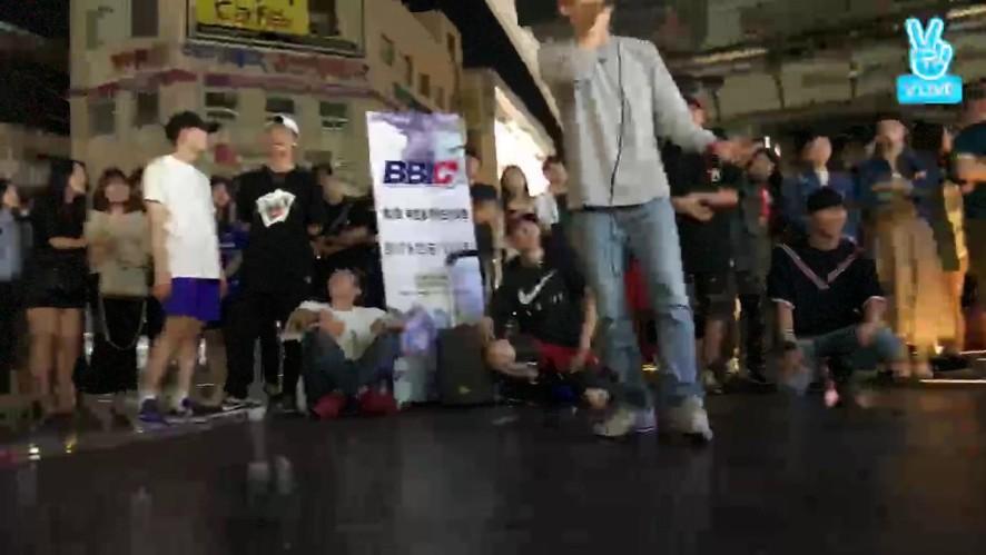 진조크루의 대구 동성로 버스킹!!!