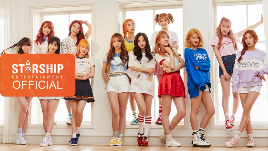[Preview] 우주소녀(WJSN) - The 1st Album 'HAPPY'