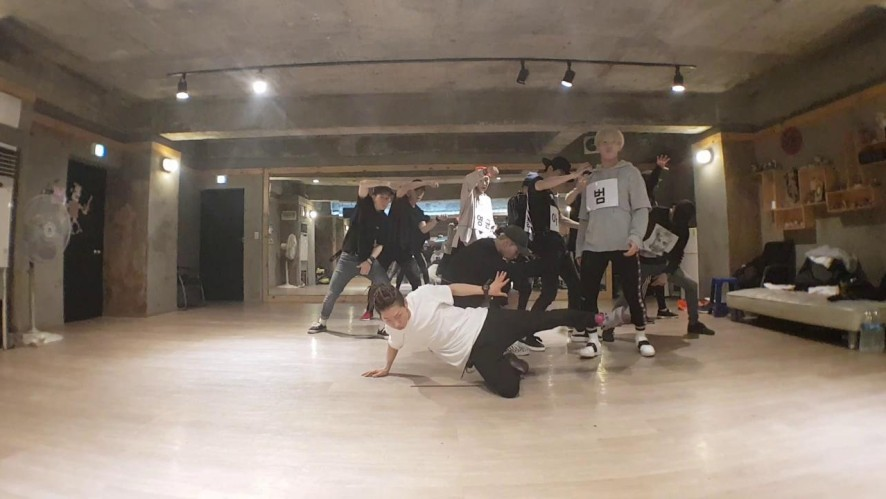 Be.A(비에이)_Magical_Dance Practice ver.