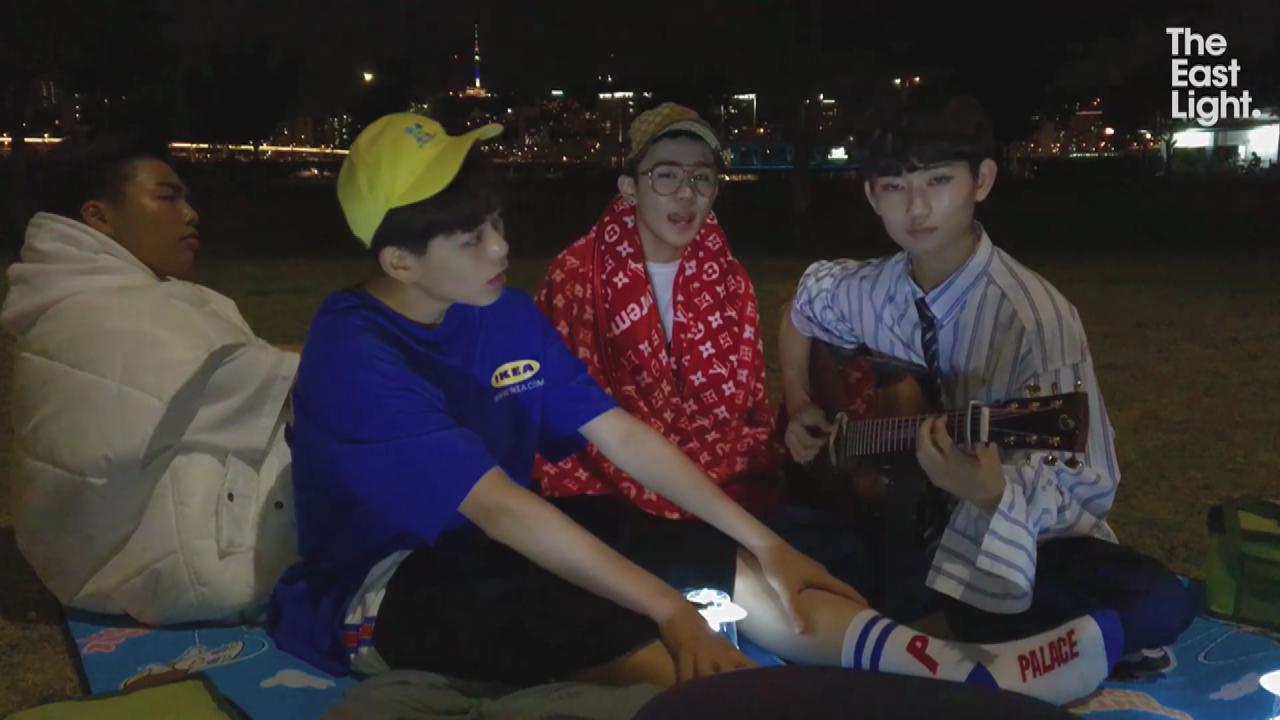 TheEastLight. SeungHyeon Sagang EunSung JunWook - Holla (Acoustic Mix)