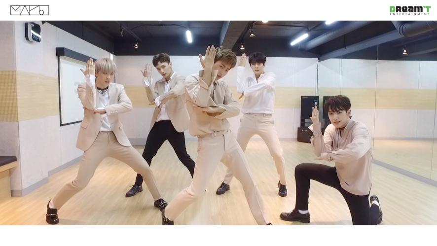 MAP6(맵식스) - I'm ready Dance Video(change part ver.)