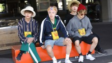 Ep.4 The first helicopter experience of BTS