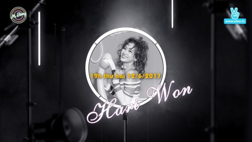 M Story with Hari Won