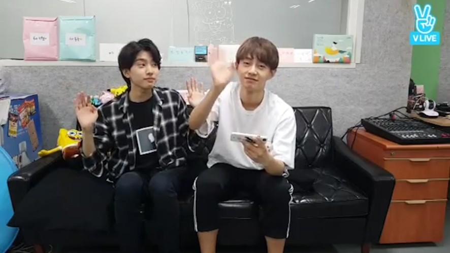 [CHOON Ent.] 투닥거리는 춘즈 좋아하는 사람 나야나〰 (Shihyun&Yongguk's V together)