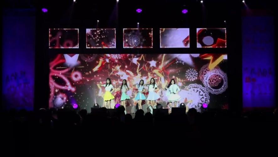 [ELRIS] <WE,first> showcase 나의 별
