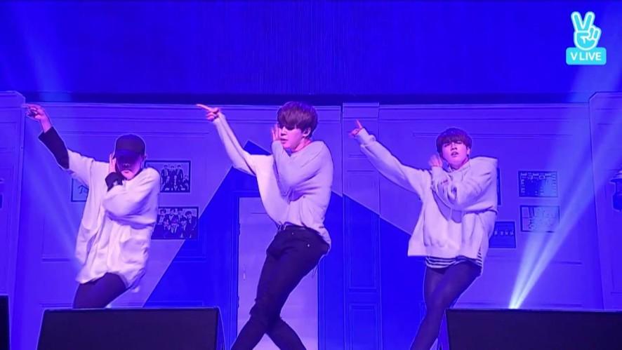 BTS HOME PARTY - 3J 'Urban Dance'