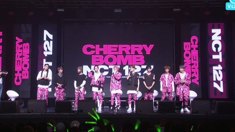 [FULL] NCT 127 SHOWCASE 'CHERRY BOMB'