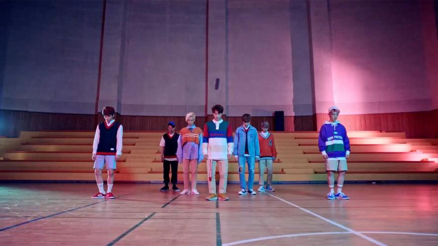 일급비밀(TOPSECRET) 'MIND CONTROL' 안무 영상 (Dance ver.)