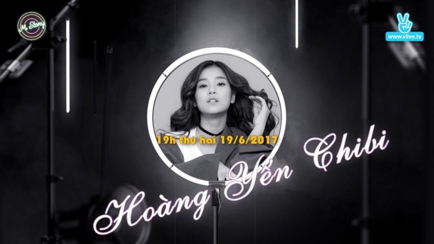 M Story's Teaser With Hoàng Yến Chibi