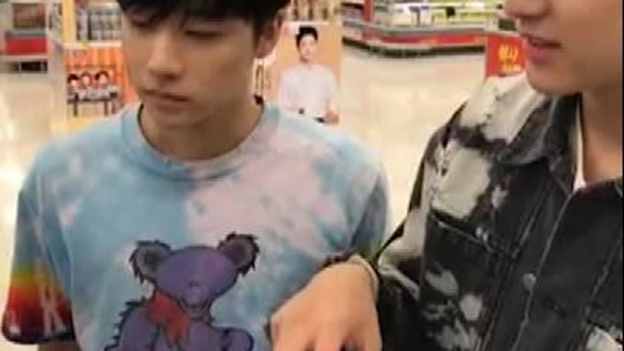 [CH+ mini replay]장단조 장봐조?Jangdanjo goes grocery shopping