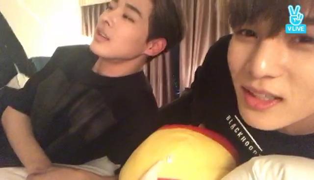 VICTON 빅톤 Broadcast (톤나잇 프롬 JAPAN Last Night 세주니+병차니)