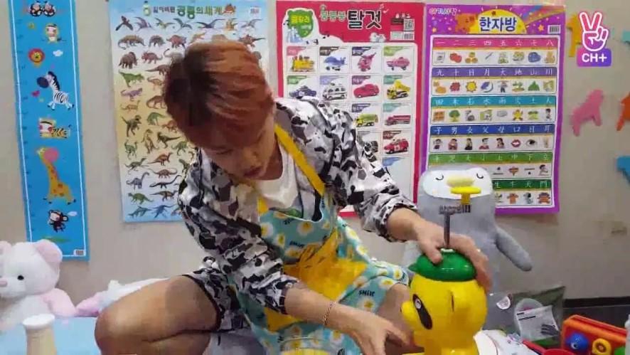 [CH+ mini replay] 비투비 릴레이 방송 - 일훈이의 혼방 BTOB Relay Broadcast - Ilhoon's individual show