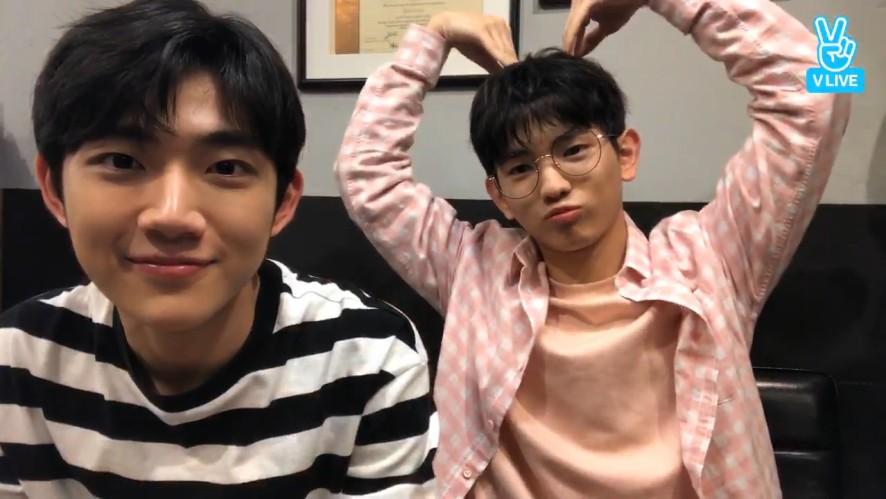 [#YH_NEXT] 사랑보다 더 사랑같은 🌱새싹즈🌱 (Hyungseob&Euiwoong's 1st V)