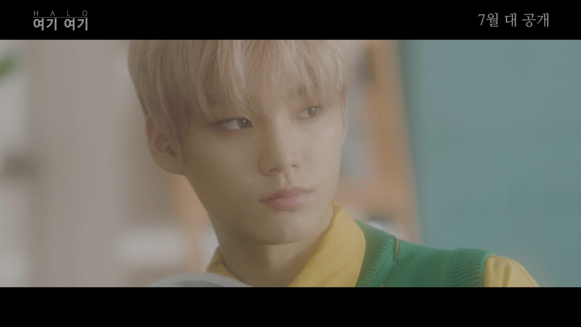 헤일로(HALO) 'HERE I AM' Special Video #5 (윤동)