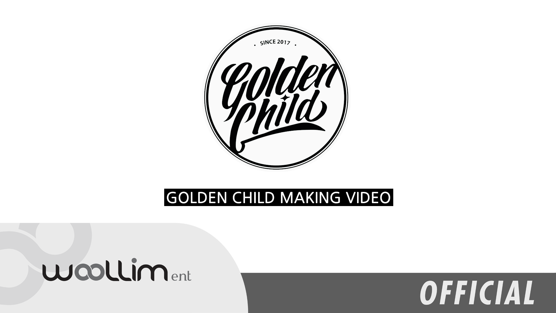 골든차일드(Golden Child) Making Video #3
