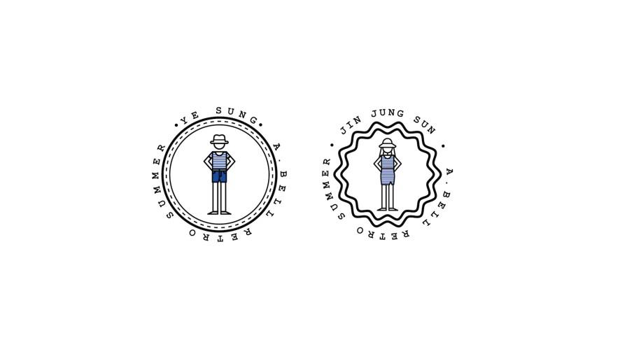 YESUNG X JIN JUNG SUN X A.Bell 콜라보레이션 샘플미팅 in PINKROOM #2