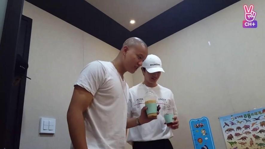 [REPLAY] 비투비 릴레이 방송 - 일훈이의 혼방