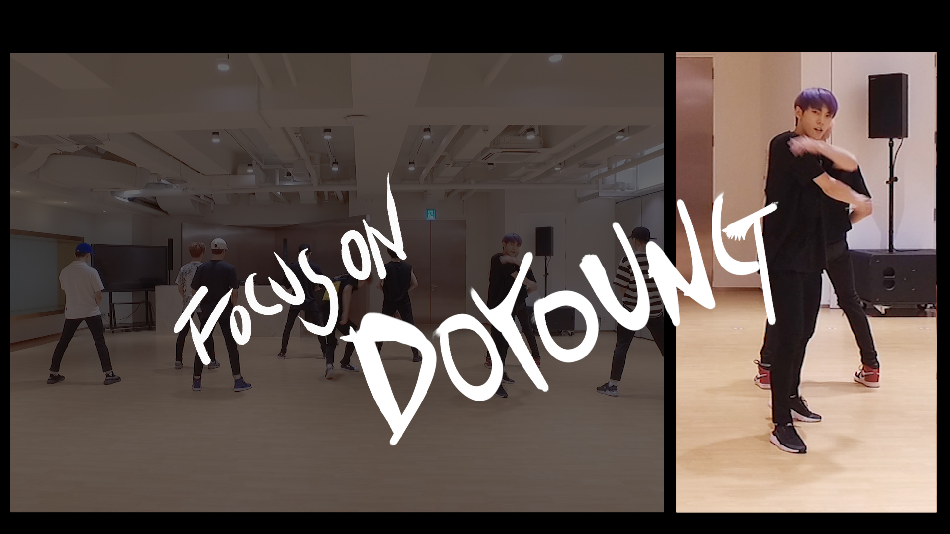 NCT 127 DANCE PRACTICE FOCUS ON ver. #DOYOUNG