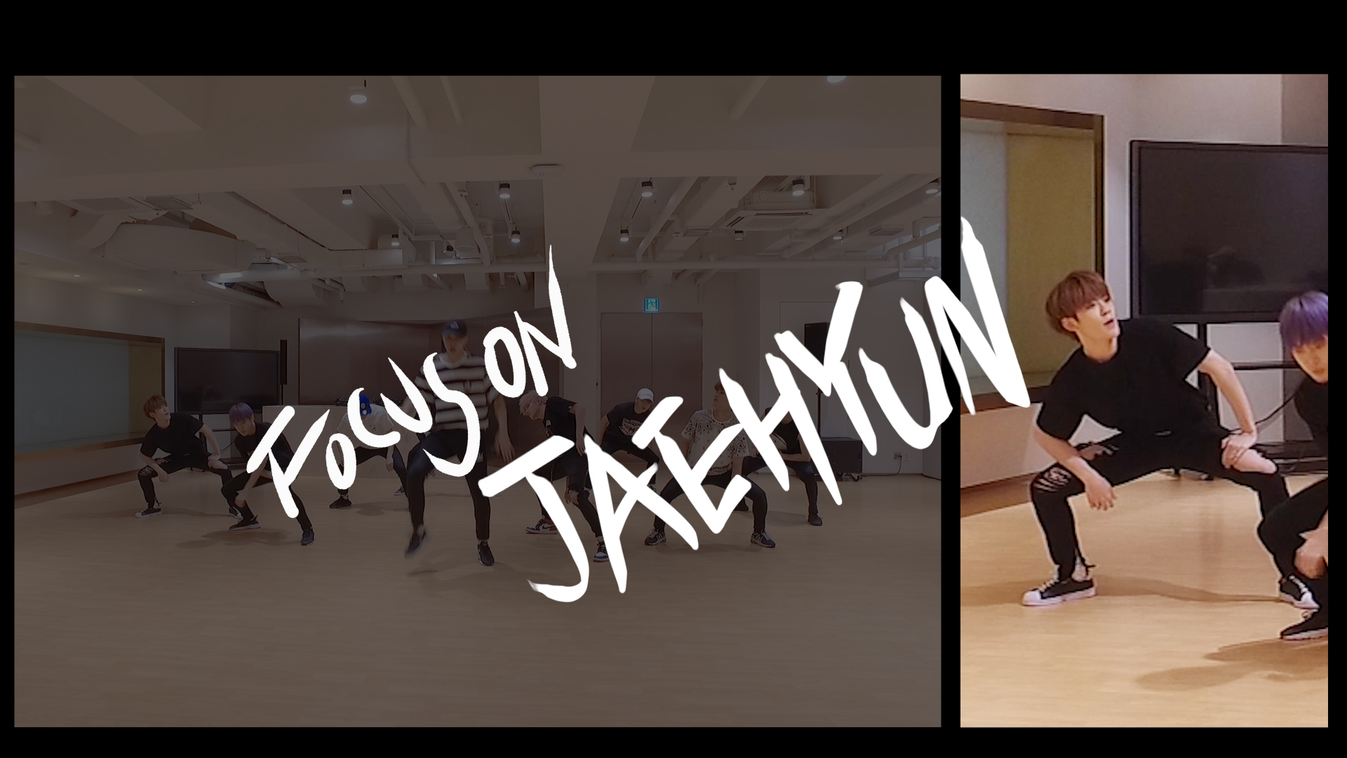 NCT 127 DANCE PRACTICE FOCUS ON ver. #JAEHYUN