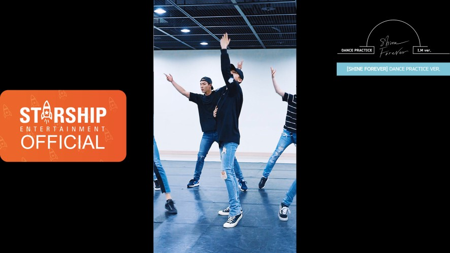 "[I.M][Dance Practice] 몬스타엑스 (MONSTA X) - ""SHINE FOREVER"" Vertical Video"