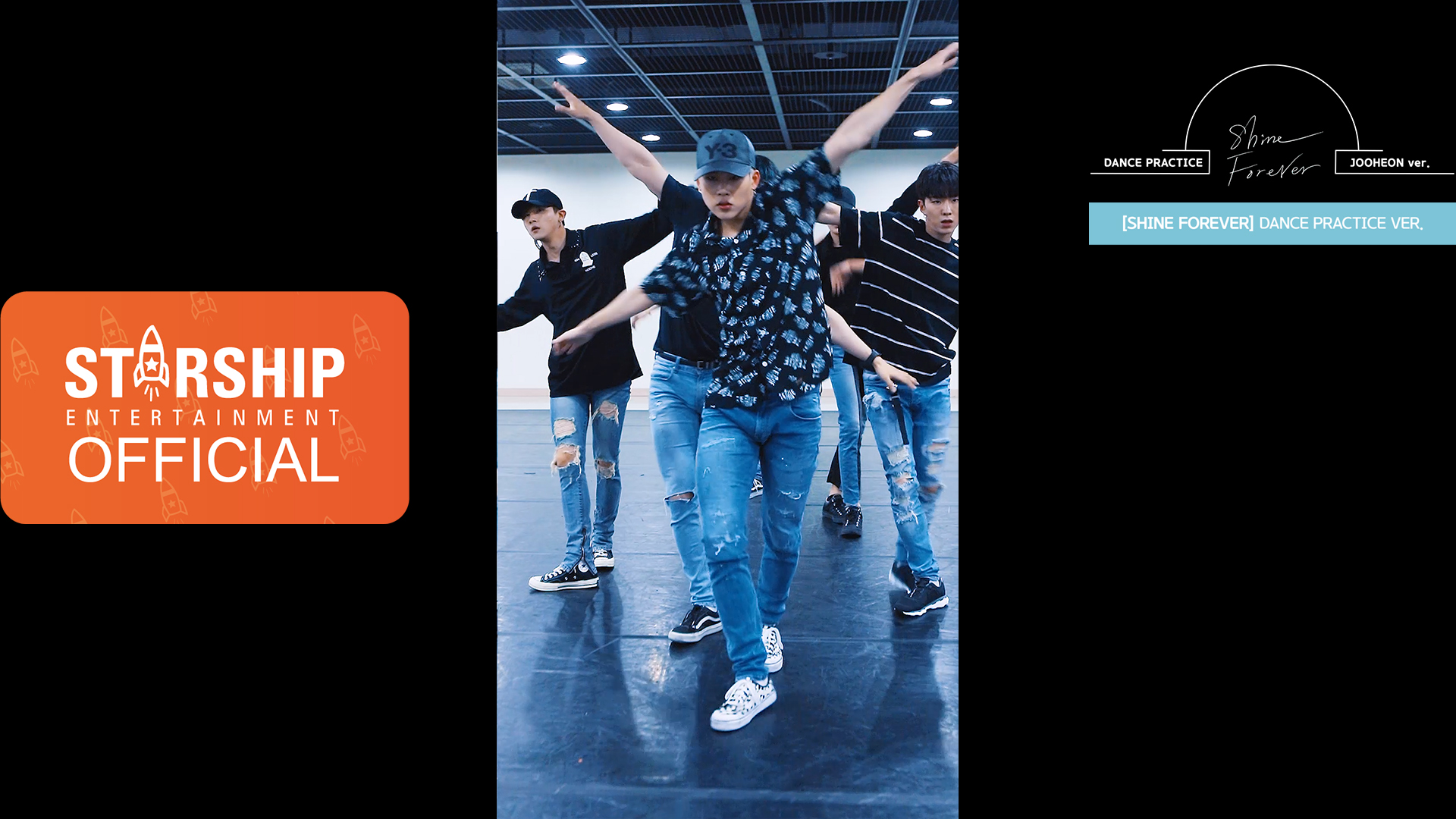 "6[JOOHEON][Dance Practice] 몬스타엑스 (MONSTA X) - ""SHINE FOREVER"" Vertical Video"