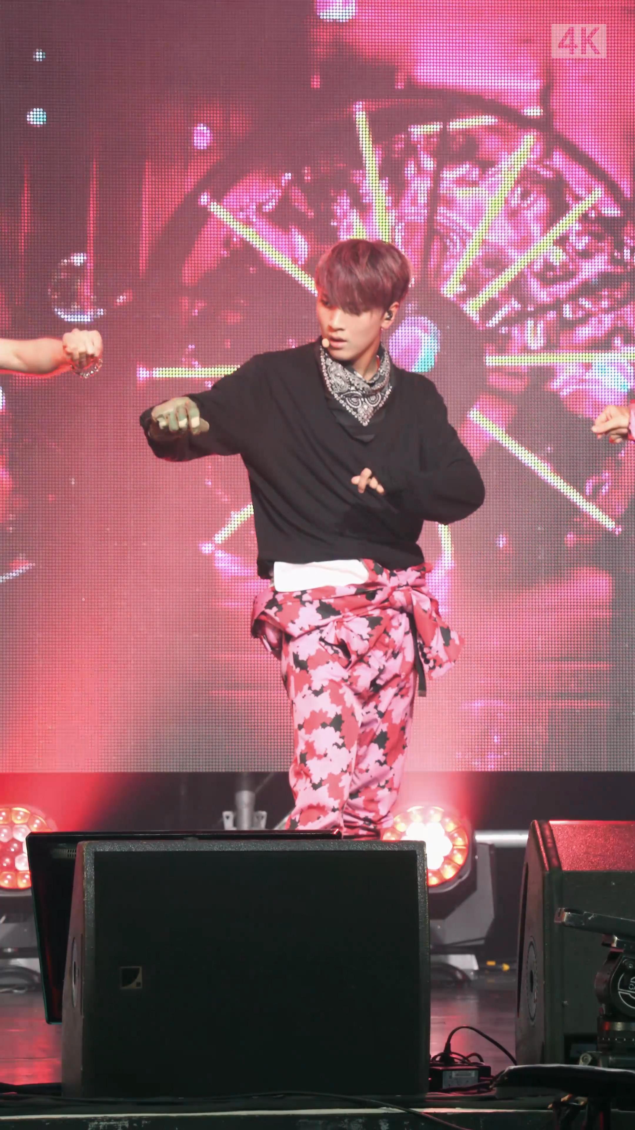 [#HAECHAN] NCT 127_Cherry Bomb