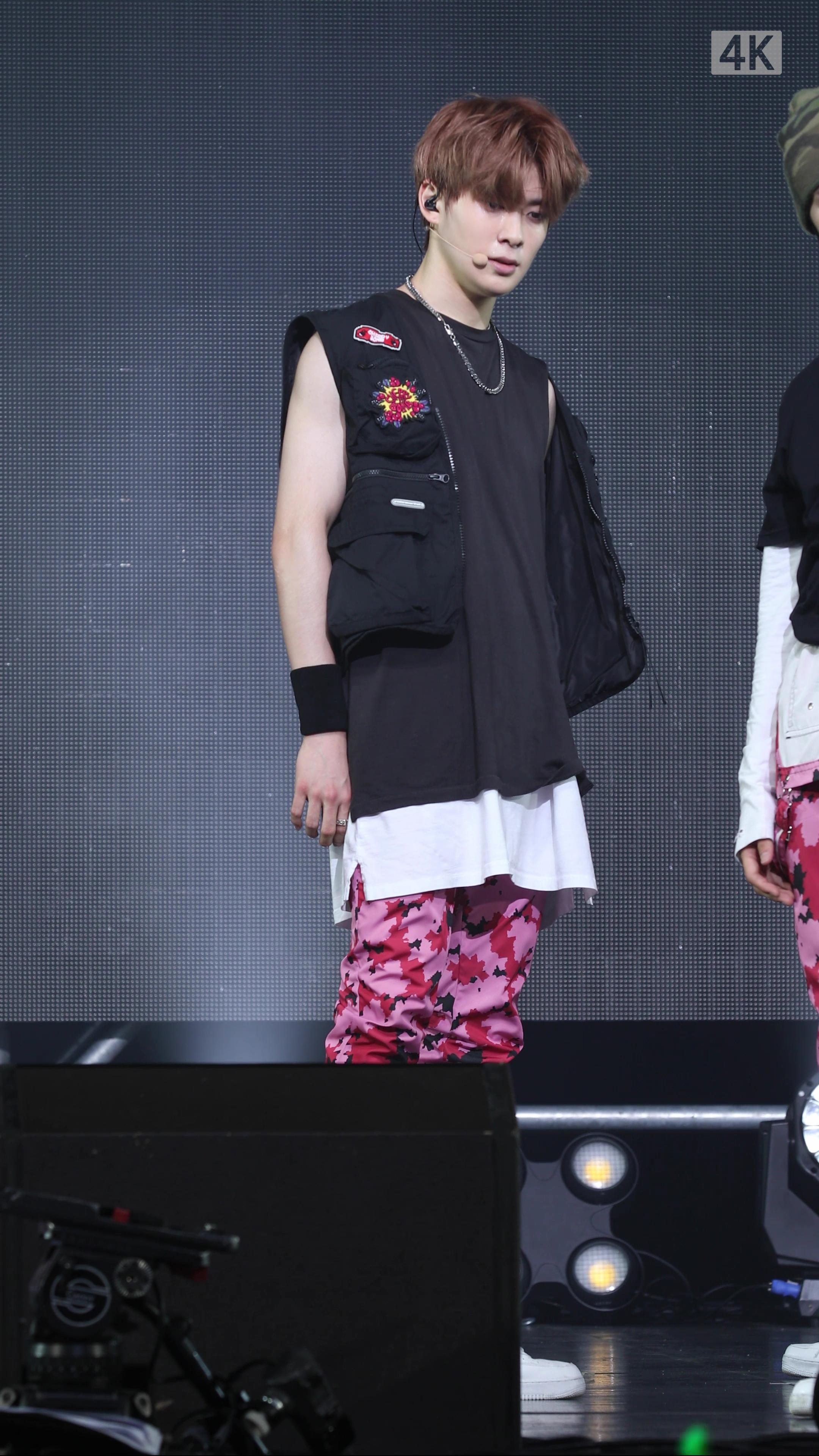 [#JAEHYUN] NCT 127_Cherry Bomb