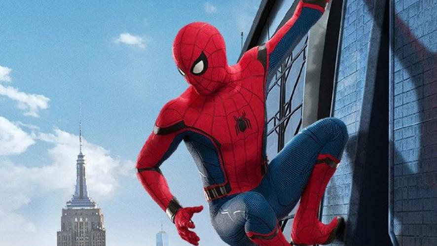 톰 홀랜드 X 제이콥 배덜런 <스파이더맨: 홈커밍> V라이브 '<Spider-Man: Homecoming> V LIVE