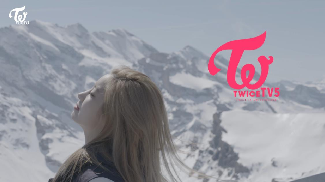 TWICE TV5 -TWICE in SWITZERLAND- EP.17