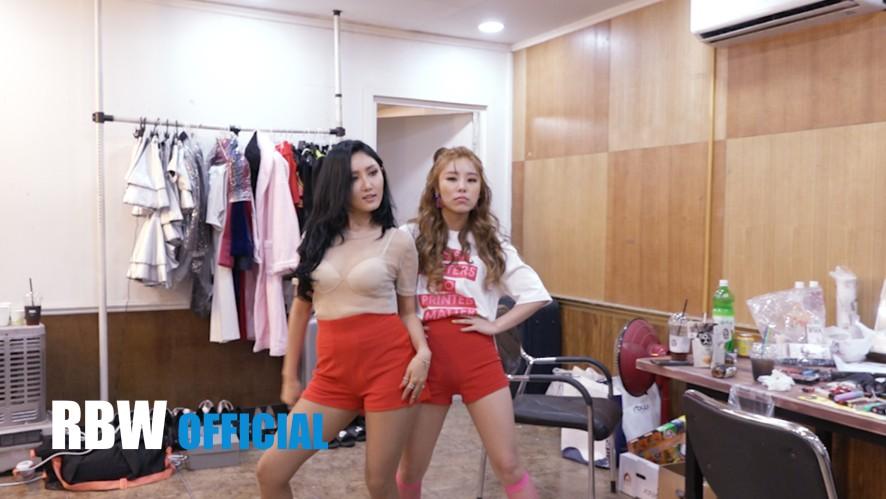 [MMMTV3] EP1 나로말 뮤비촬영 비하인드 PART 1