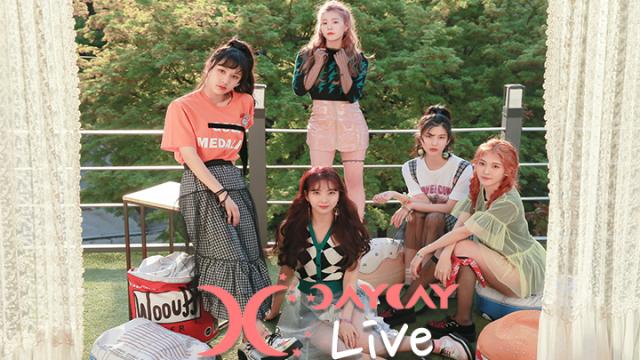 [DAY_LIVE] #9. 생방송 <김은비의 달이 빛나는 밤에>