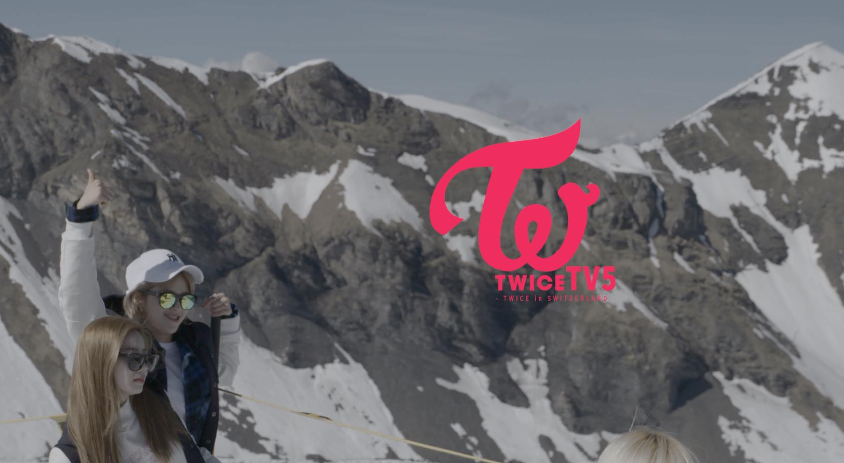 TWICE TV5 -TWICE in SWITZERLAND- EP.18