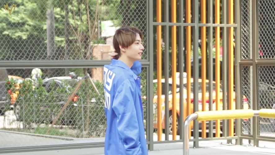 [MVPLAYER] MVP(엠브이피) KWAVE U POCKET STAR GO Dance Behind