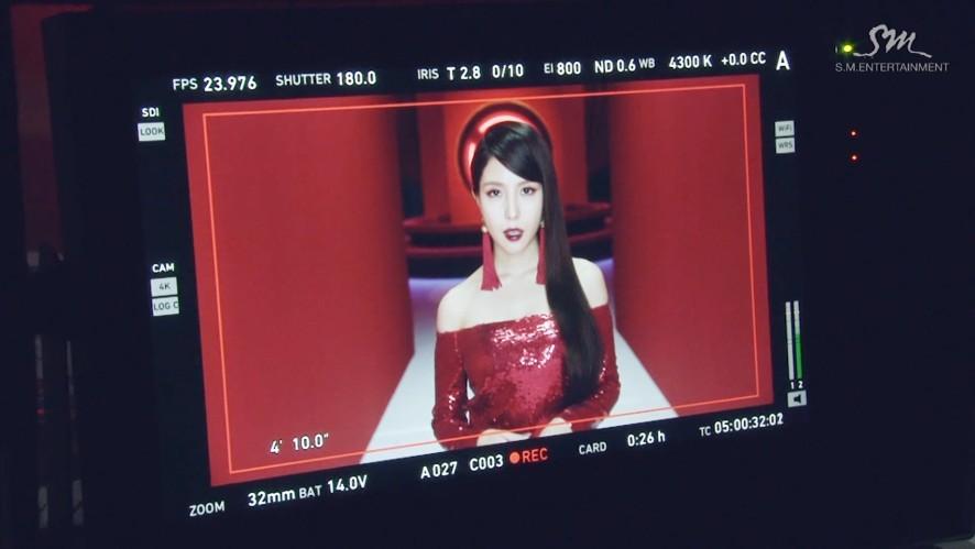 BoA_CAMO_Making Film