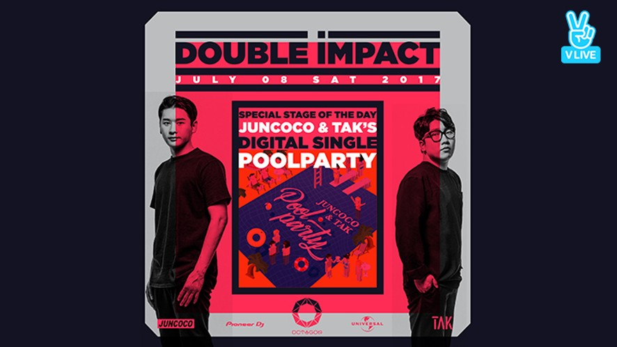 JUNCOCO & TAK 'POOL PARTY' Release Showcase in OCTAGON