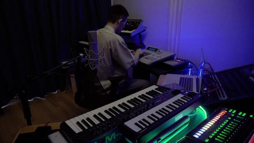 YunB - New York II (Studio Session Snippet)