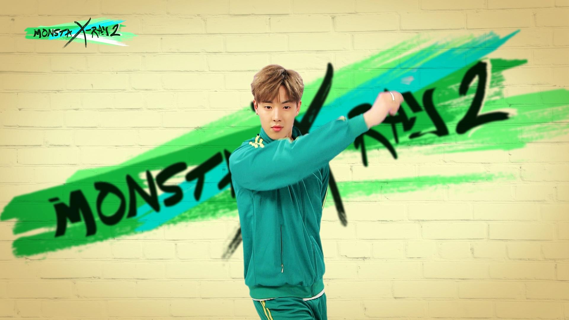 MONSTA X-RAY2 (몬스타엑스레이2)_셔누