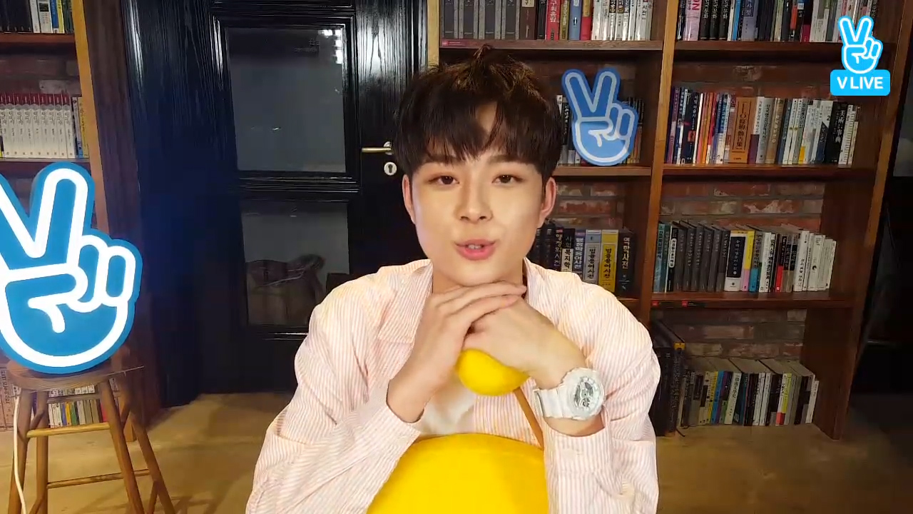 [YU SEON HO] 형아콜렉터 사랑둥이 서노의 첫 쁘이앱🐤  (SEONHO's first V!)