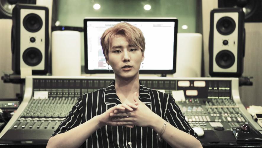 "[WriteUpDAY6] Young K ""Be Lazy"" 작업 비하인드"