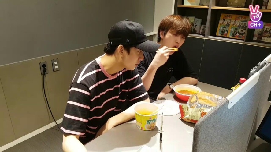 [CH+ mini replay] 공찬's 게임한판 (친구랑) A game with Gongchan  (with a friend)