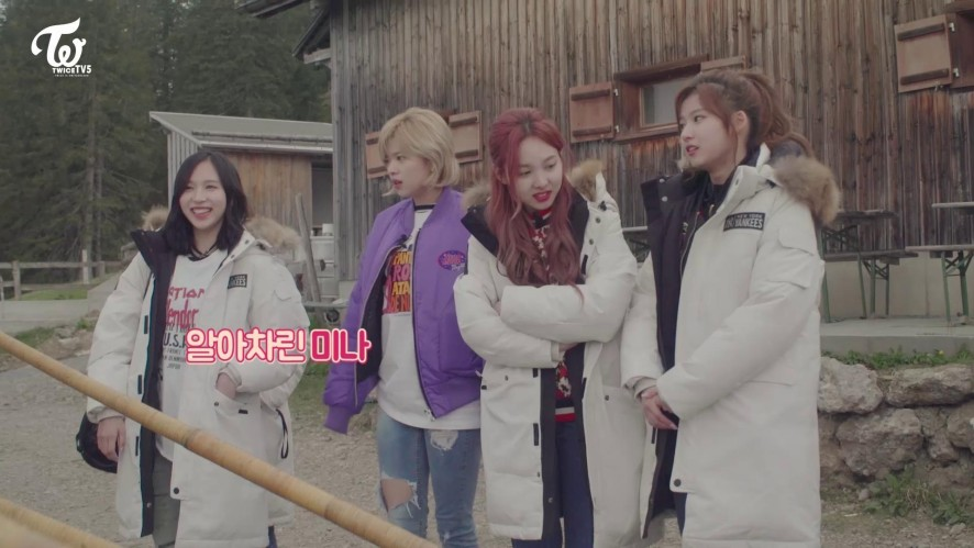 TWICE TV5 -TWICE in SWITZERLAND- EP.21