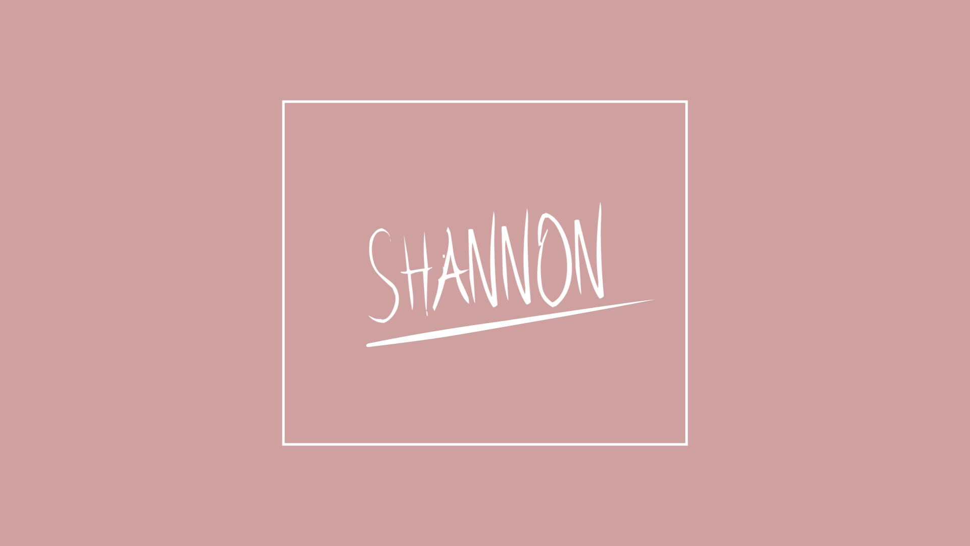 샤넌[SHANNON] V LIVE CHANNEL OPEN!★