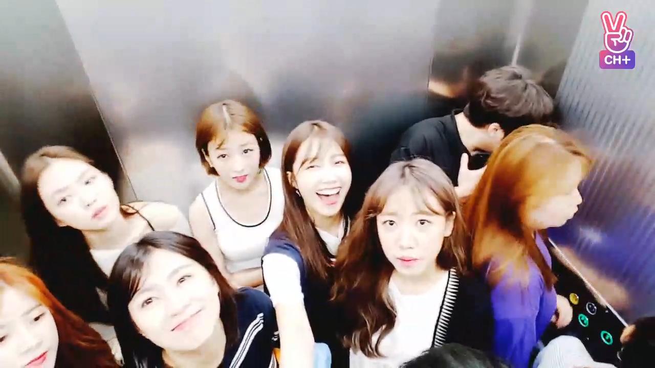 [자막용] Apink 에이핑크 Broadcast