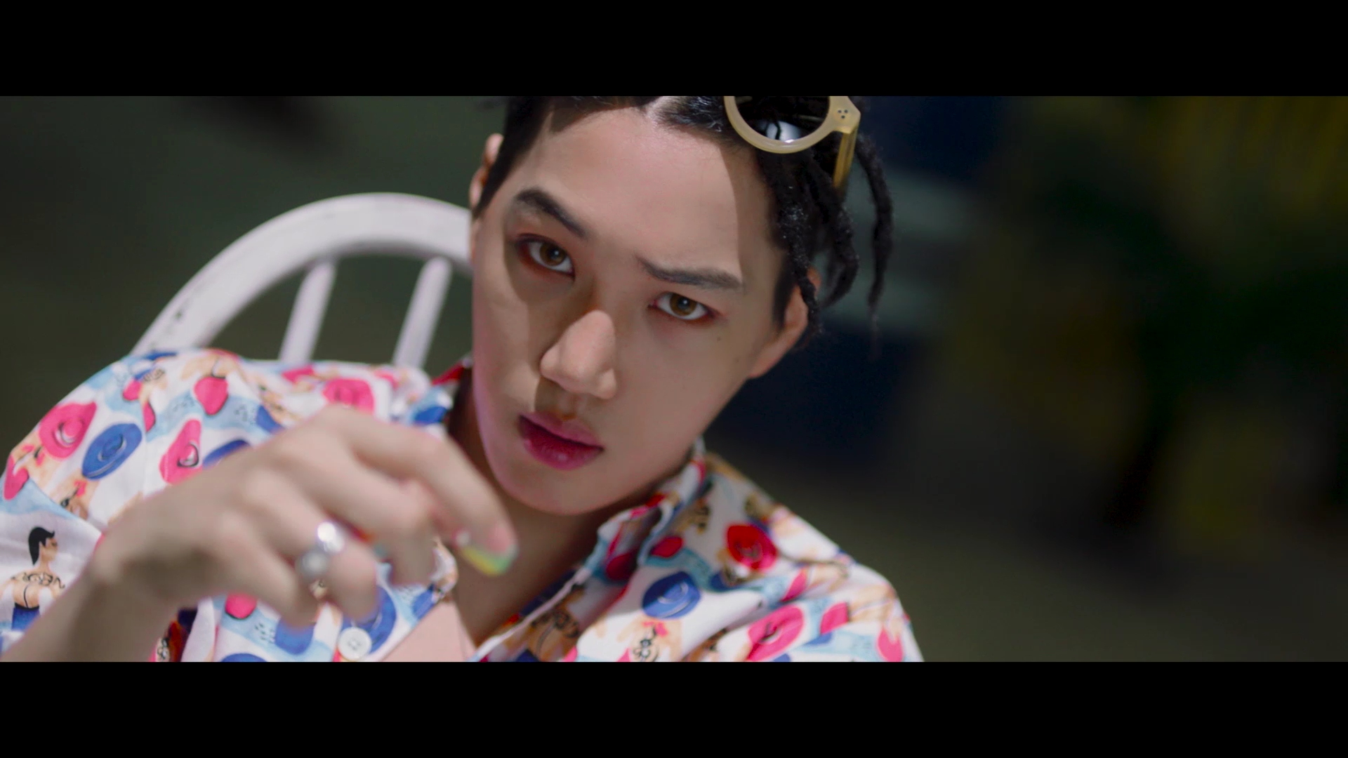 EXO_THE WAR_Teaser Clip #KAI