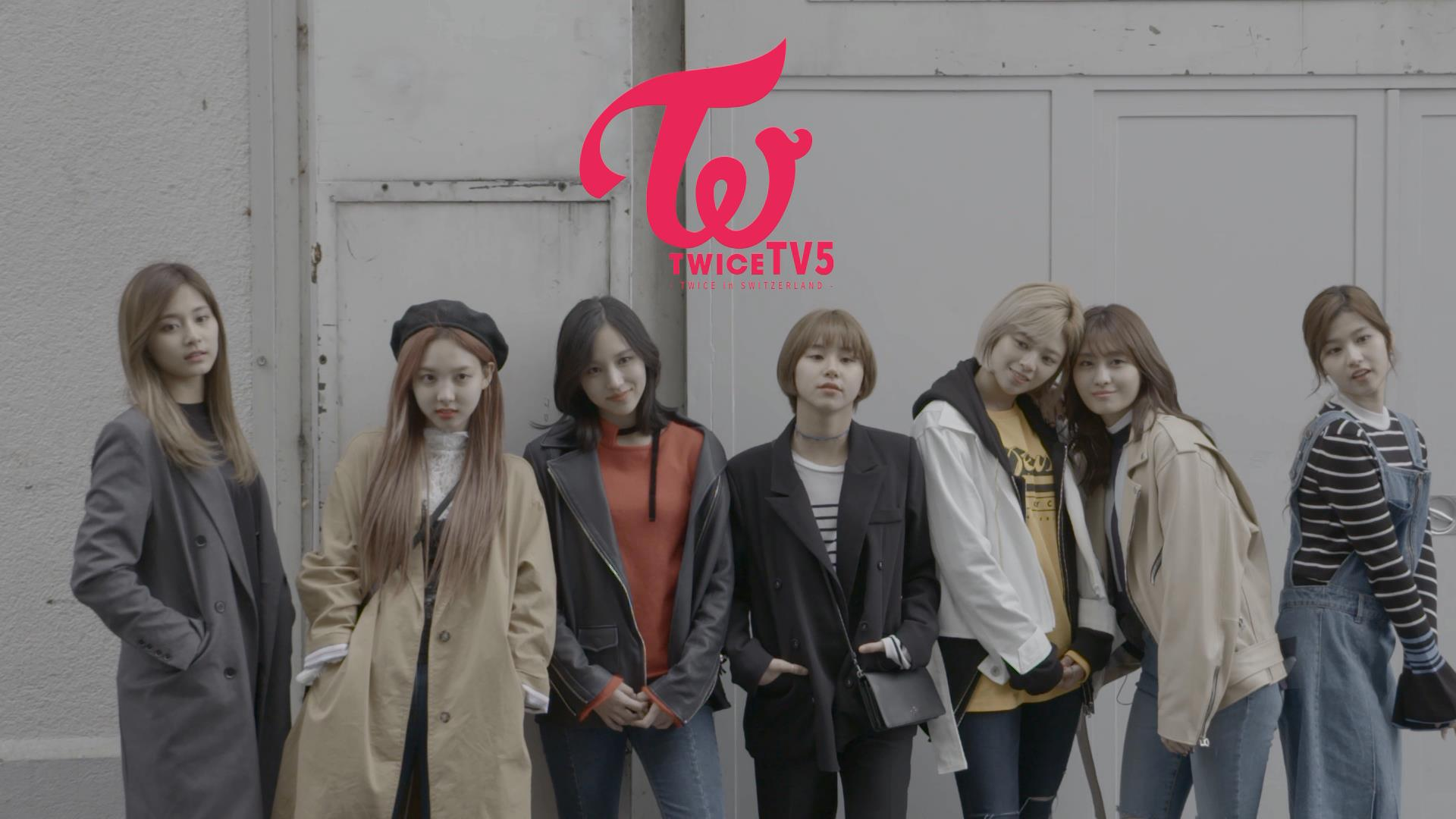 TWICE TV5 -TWICE in SWITZERLAND- EP.23