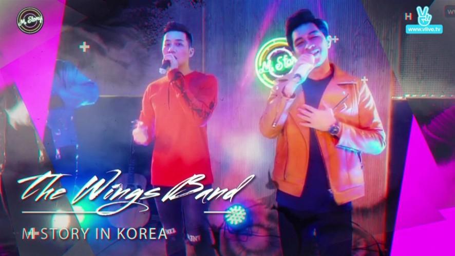 Bắn tim đưa The Wings Band đi Hàn Quốc