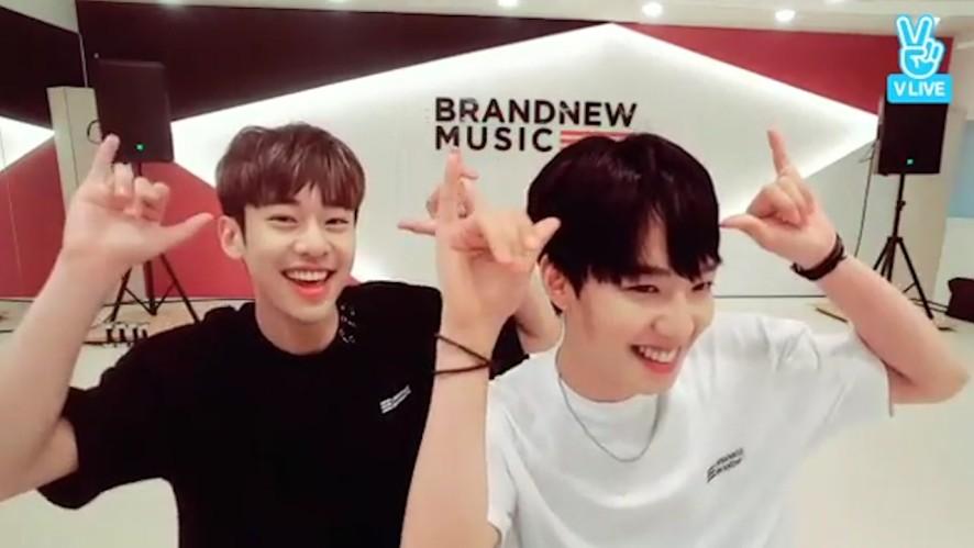[BNMBOYS] 영동팤동 ㄹ↗ㅔ알 너무하게 귀엽다 (So cute YoungMin&DongHyun)